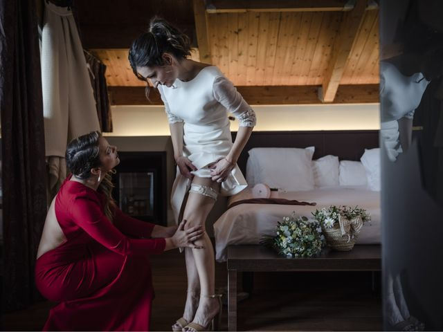 La boda de Rubén y Blanca en Paganos, Álava 11