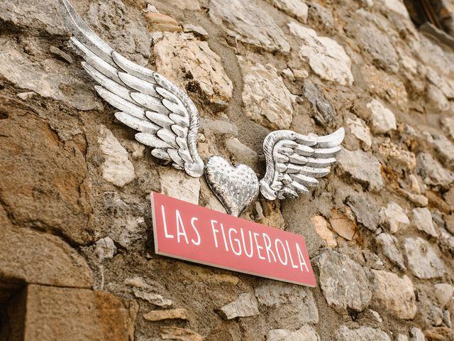 La boda de Iban y María en Canalda, Lleida 2