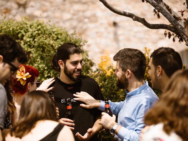 La boda de Iban y María en Canalda, Lleida 8