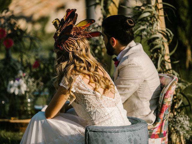 La boda de Iban y María en Canalda, Lleida 48