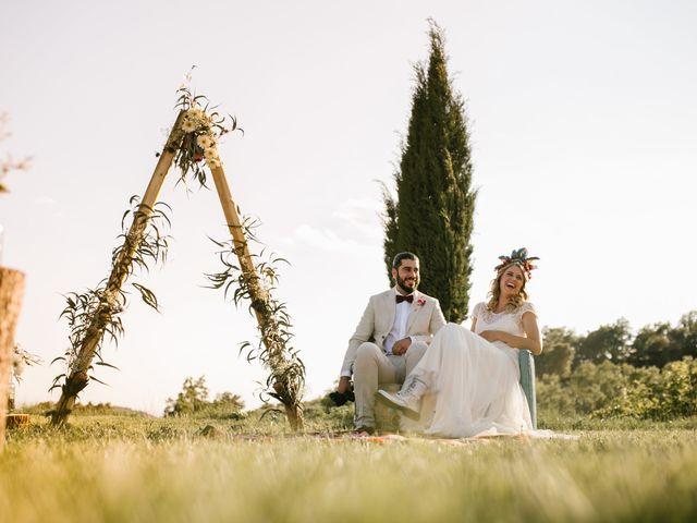 La boda de Iban y María en Canalda, Lleida 49