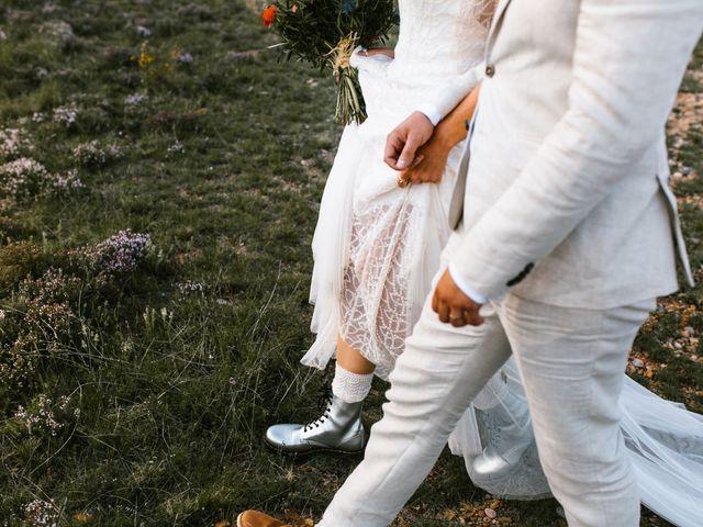 La boda de Iban y María en Canalda, Lleida 60