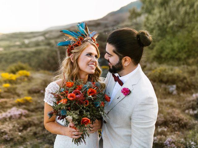 La boda de Iban y María en Canalda, Lleida 62