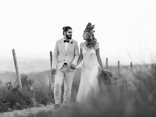 La boda de Iban y María en Canalda, Lleida 69