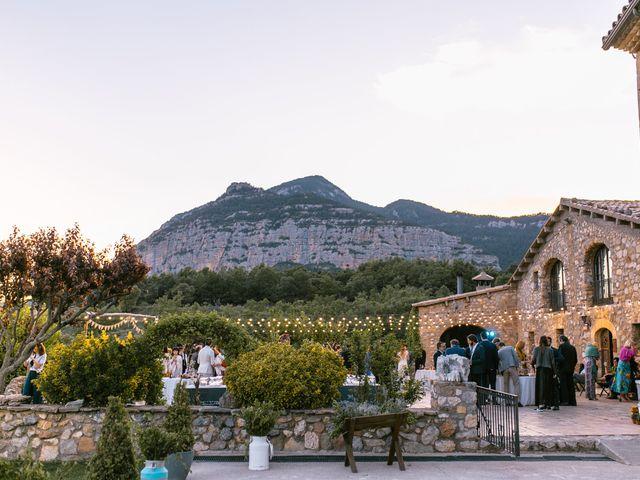 La boda de Iban y María en Canalda, Lleida 70