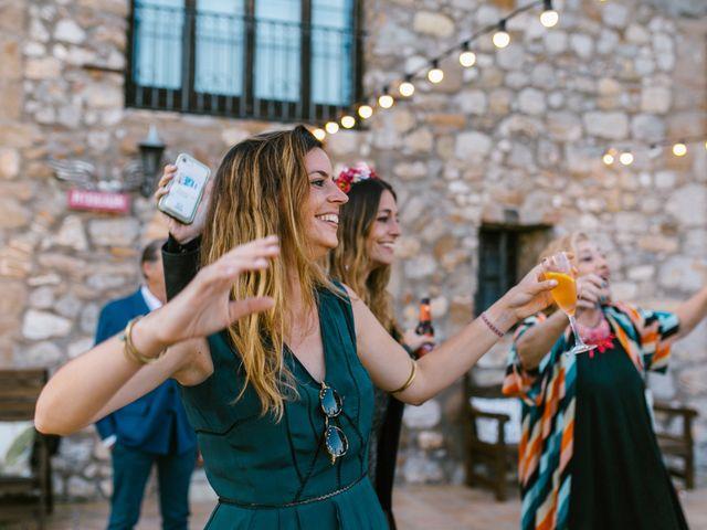 La boda de Iban y María en Canalda, Lleida 74
