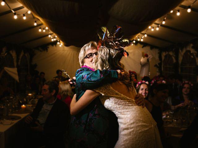 La boda de Iban y María en Canalda, Lleida 82