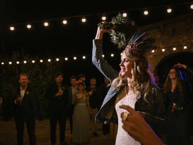 La boda de Iban y María en Canalda, Lleida 83