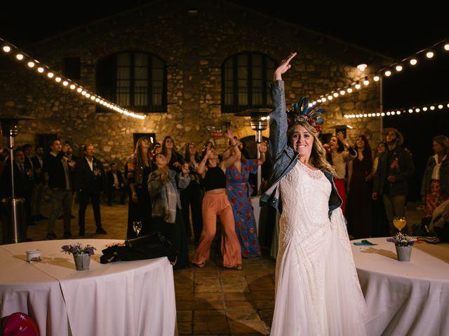 La boda de Iban y María en Canalda, Lleida 84