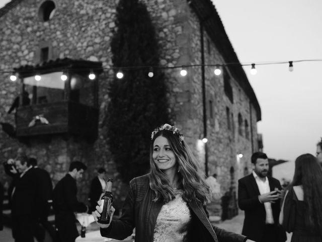La boda de Iban y María en Canalda, Lleida 86