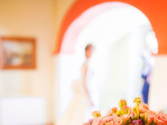 La boda de Borja y Marta en Higuera De Vargas, Badajoz 11