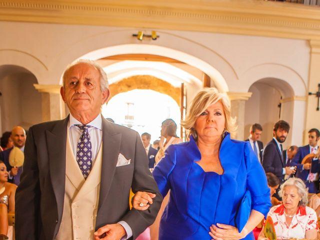 La boda de Borja y Marta en Higuera De Vargas, Badajoz 18