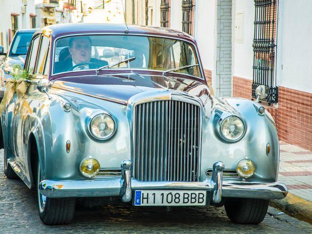 La boda de Borja y Marta en Higuera De Vargas, Badajoz 20