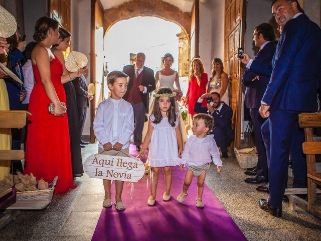 La boda de Borja y Marta en Higuera De Vargas, Badajoz 24