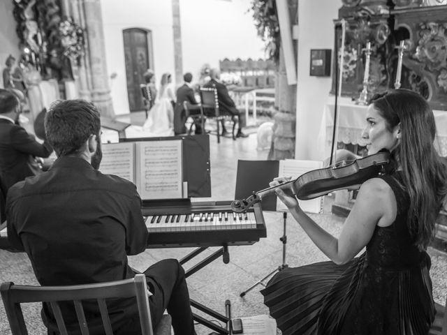 La boda de Borja y Marta en Higuera De Vargas, Badajoz 31