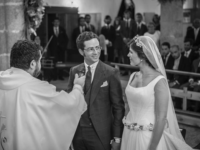 La boda de Borja y Marta en Higuera De Vargas, Badajoz 32