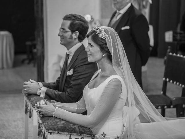 La boda de Borja y Marta en Higuera De Vargas, Badajoz 34