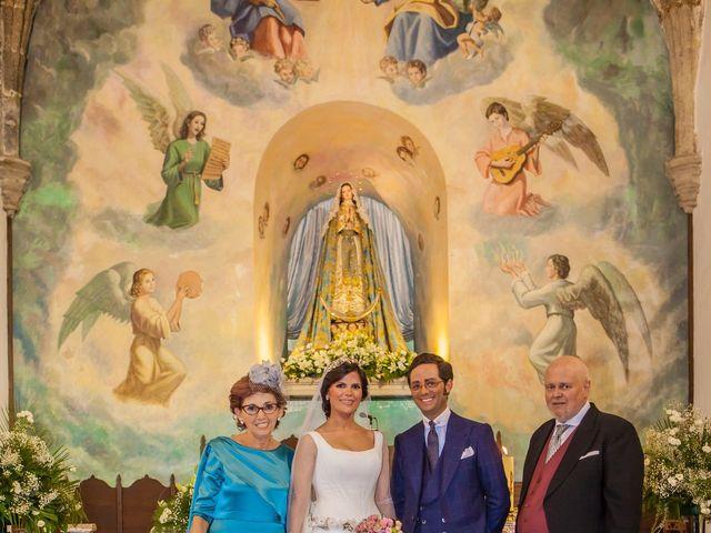 La boda de Borja y Marta en Higuera De Vargas, Badajoz 36