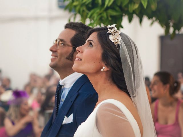 La boda de Borja y Marta en Higuera De Vargas, Badajoz 41