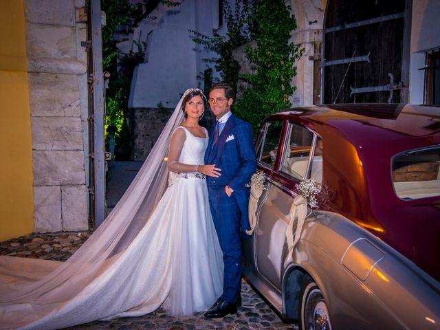 La boda de Borja y Marta en Higuera De Vargas, Badajoz 46