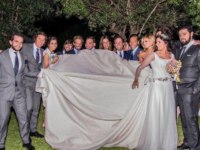 La boda de Borja y Marta en Higuera De Vargas, Badajoz 49