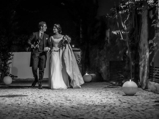 La boda de Borja y Marta en Higuera De Vargas, Badajoz 53