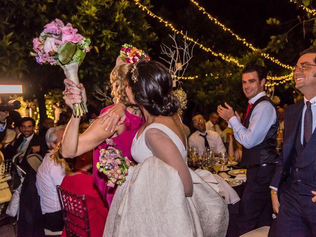 La boda de Borja y Marta en Higuera De Vargas, Badajoz 56