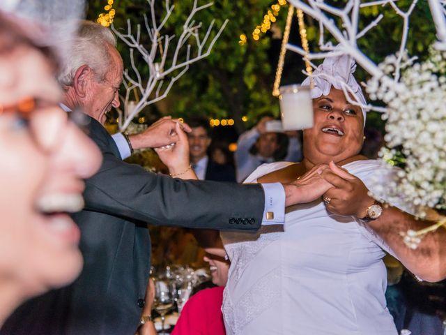 La boda de Borja y Marta en Higuera De Vargas, Badajoz 60