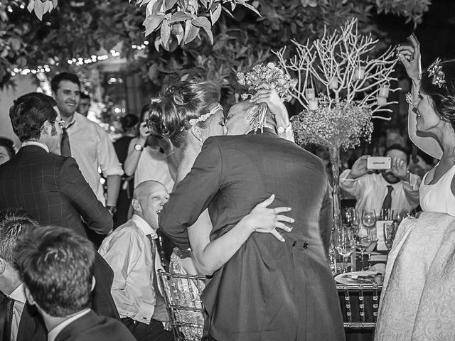 La boda de Borja y Marta en Higuera De Vargas, Badajoz 62