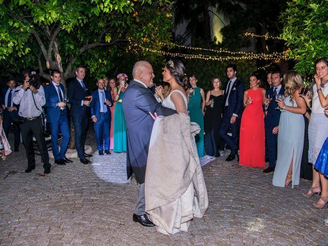 La boda de Borja y Marta en Higuera De Vargas, Badajoz 64