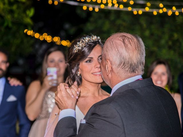 La boda de Borja y Marta en Higuera De Vargas, Badajoz 65