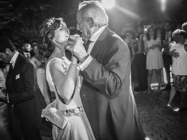 La boda de Borja y Marta en Higuera De Vargas, Badajoz 68