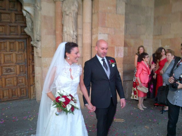 La boda de Ernesto y Celia  en Ávila, Ávila 2
