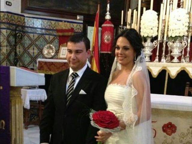 La boda de Manuel y Tania en Viso Del Alcor, Sevilla 4