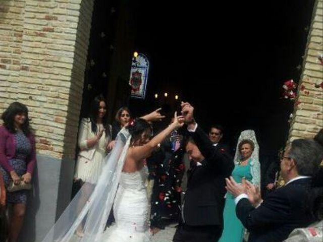 La boda de Manuel y Tania en Viso Del Alcor, Sevilla 9