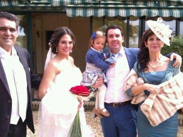 La boda de Manuel y Tania en Viso Del Alcor, Sevilla 1