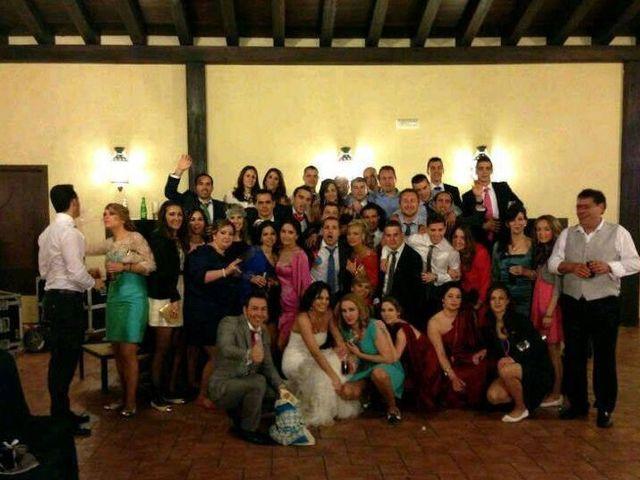 La boda de Manuel y Tania en Viso Del Alcor, Sevilla 11