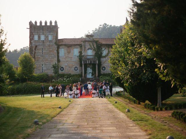 La boda de Alberto y Krystina en Vilanova De Arousa, Pontevedra 2