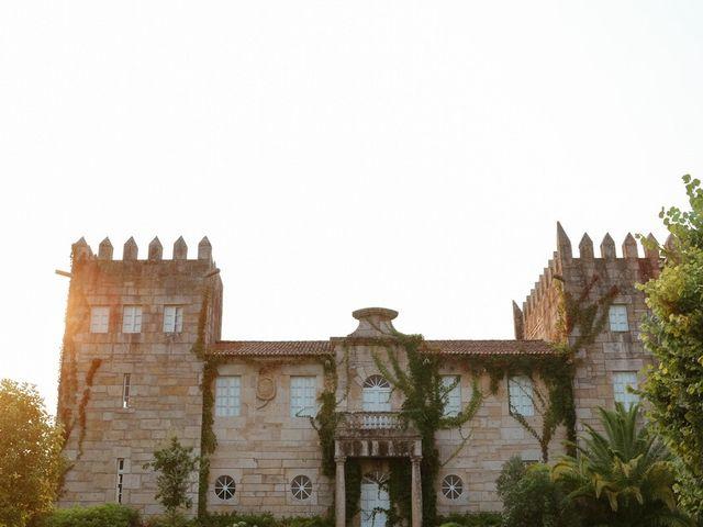 La boda de Alberto y Krystina en Vilanova De Arousa, Pontevedra 14
