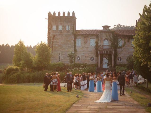La boda de Alberto y Krystina en Vilanova De Arousa, Pontevedra 15