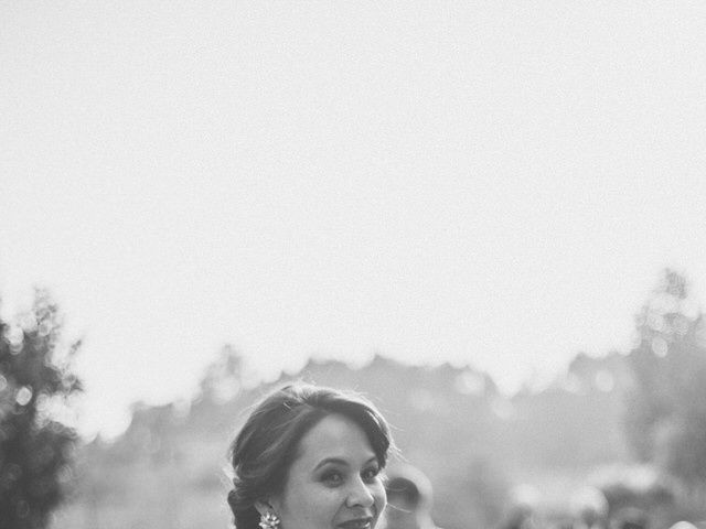 La boda de Alberto y Krystina en Vilanova De Arousa, Pontevedra 16