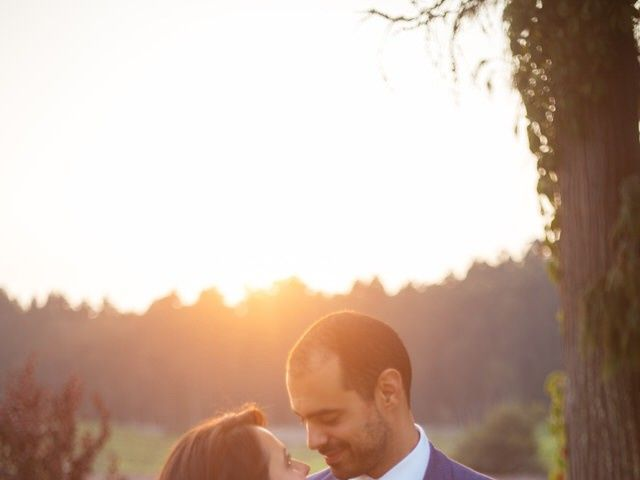 La boda de Alberto y Krystina en Vilanova De Arousa, Pontevedra 28