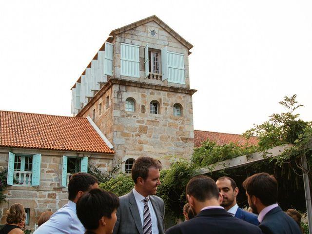 La boda de Alberto y Krystina en Vilanova De Arousa, Pontevedra 33