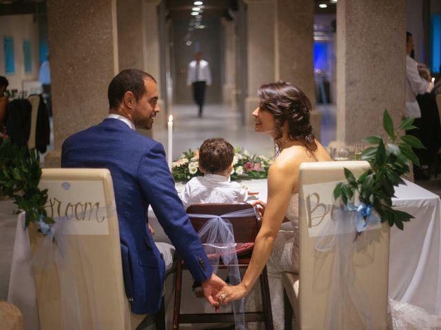 La boda de Alberto y Krystina en Vilanova De Arousa, Pontevedra 36