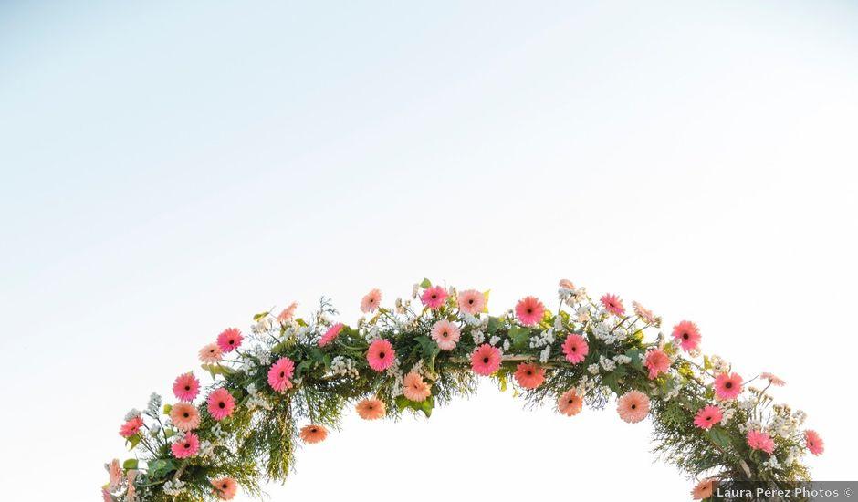 La boda de Daniel y Belen en Valdelagrana, Cádiz