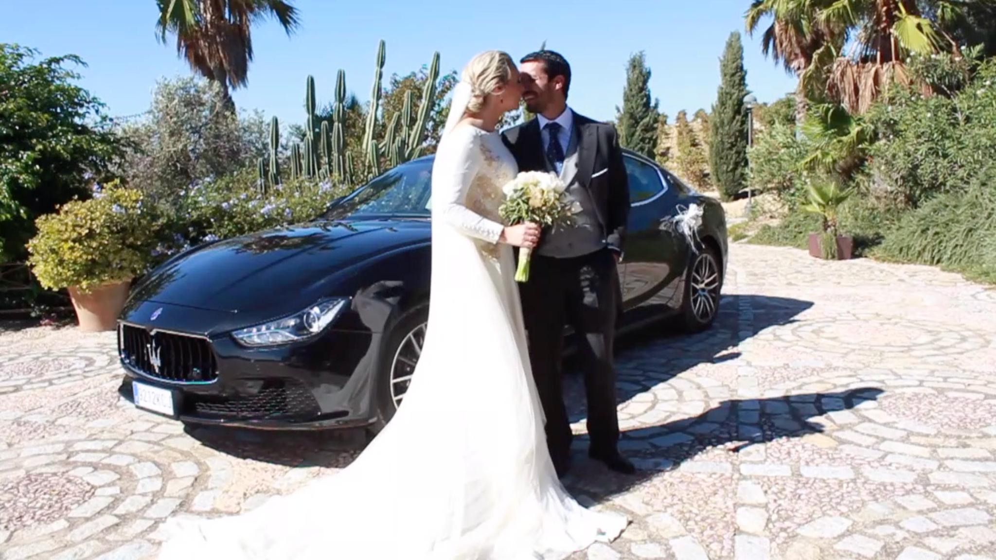 La boda de Javier y Paula en Jerez De La Frontera, Cádiz