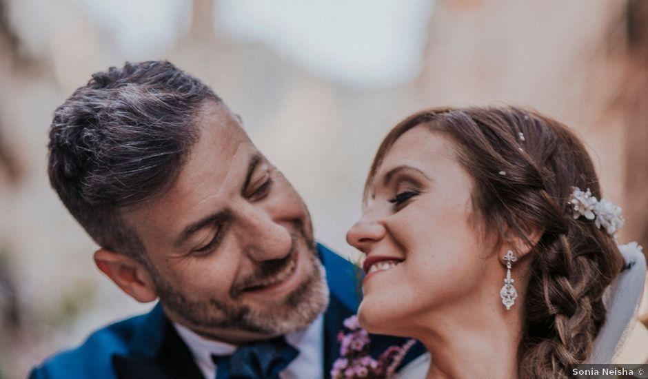 La boda de David y Carmen en Jaén, Jaén