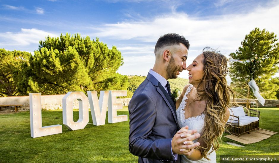 La boda de Alejandro y Ruth en Rubio, Barcelona