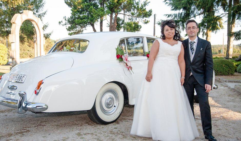 La boda de José Manuel y Sheila en Lugo, Lugo