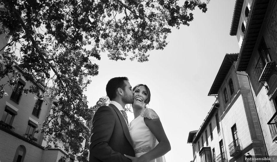 La boda de Nacho y Ana en Granada, Granada